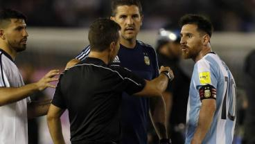 Lionel Messi Handed Four-Match Ban By FIFA Hours Before Crucial Bolivia Qualifier