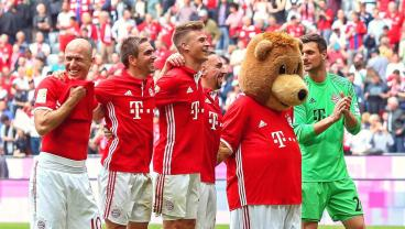 Has Bayern Munich's New Home Kit Been Leaked?