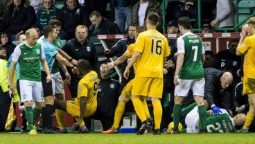 Neil Lennon Is As Angry As Ever