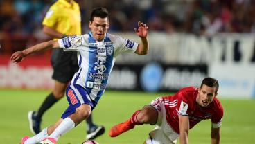 Chucky Lozano's Two Goals Lift Pachuca Over FC Dallas At The Death