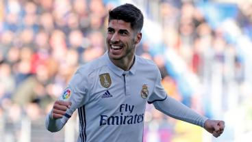 Marco Asensio's Rise Will Push Either Bale Or Ronaldo To The Bench