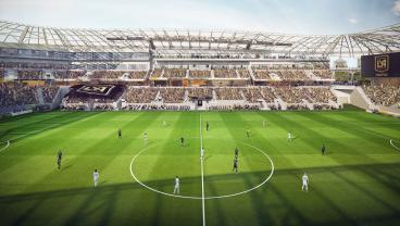 LAFC's Banc Of California Stadium Is Going To Be The Swankiest Venue In MLS