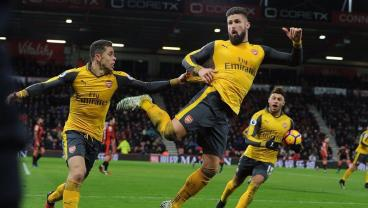 Seven Straight Years Of UCL Round Of 16 Exits Is At An End For Arsenal