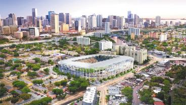 David Beckham's MLS Expansion Team Is Finally Seeing The Light Of Day