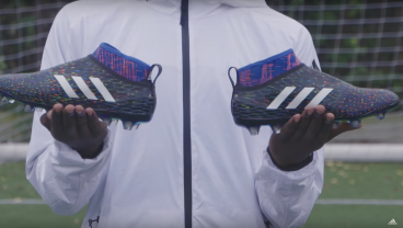 The New Adidas Glitch 17 Boots Will Make You Wish You Lived In The UK