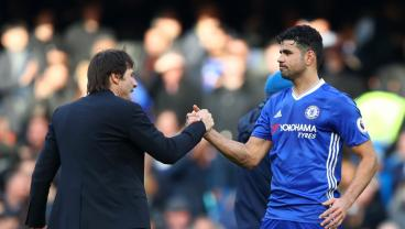 Diego Costa And Antonio Conte Text Break Up Reminiscent Of 6th Grade Romance