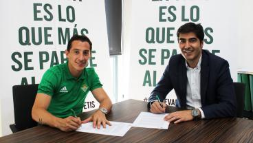 Andres Guardado Joins Real Betis, Ending Rumors Of A MLS Switch