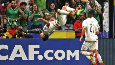 Mexico Tops Curacao 2-0 To Win Their Gold Cup Group