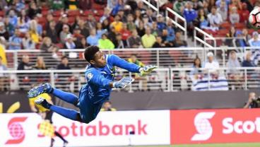 Jamaica Shock Mexico With Andre Blake Unbeatable In Goal