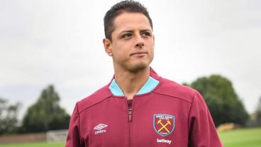 Chicharito's West Ham Debut Was Boring But Watch This Banger He Scored In Training