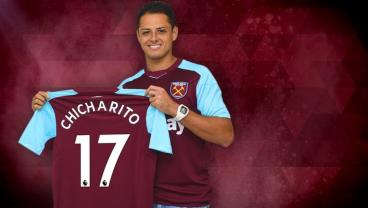 Chicharito's West Ham Squad Number Has Been Revealed