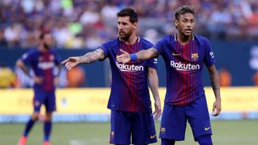 Messi Posts Emotional Farewell Message To Neymar As Barca Confirms His Exit