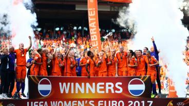 The Netherlands Topped Denmark In A Thriller To Win Euro 2017