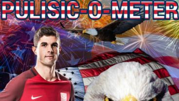Our Christian Pulisic Hype Meter Is Threatening To Off Itself