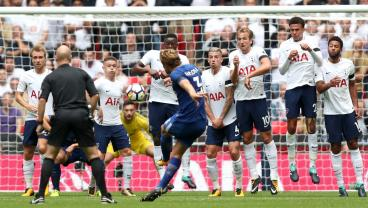 Marcos Alonso's Spectacular Brace Spoils Tottenham's Wembley Opener