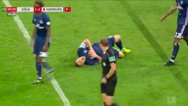 History Is Made As VAR Shames Despicable Bundesliga Dive