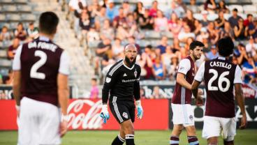 Miserable August Sees Colorado Hand Player Of The Month Award To A Supporters' Group