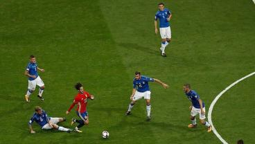 Italy Helpfully Reminds The World Of The Devastating Longevity Of Spain's Tiki-Taka