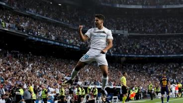 Marco Asensio Is Incredible. Will He Even Start Once Cristiano Ronaldo Comes Back?