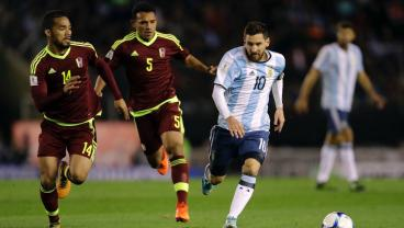 Argentina Were Awful On Tuesday But Lionel Messi Was A Savage