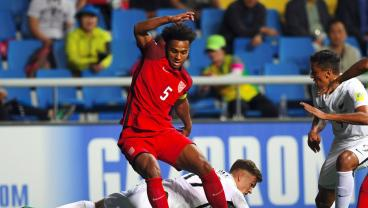 U.S. U-20 Captain Erik Palmer-Brown Reportedly Signs Manchester City Pre-Contract