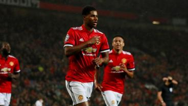 Marcus Rashford Remains The King Of Debuts In His First Champions League Match