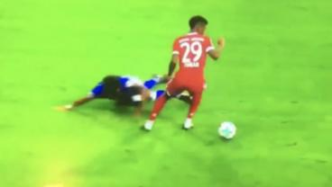 Kingsley Coman Ended A Man's Life