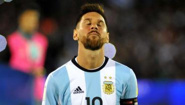 Lionel Messi Cruelly Bottles Argentina's World Cup Dream