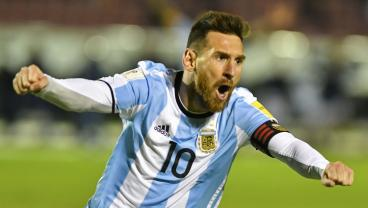 Lionel Messi Is The Answer And There's Never Even A Question