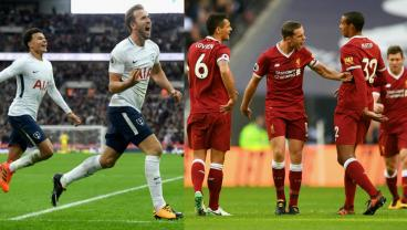 Tottenham Put Four Past Godawful Liverpool Defense With Harry Kane Leading The Charge