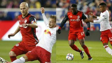 "Michael Bradley And Jozy Altidore Respond To ""Classless"" RB Arena Chants"