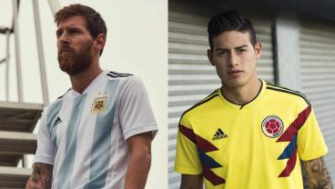 Adidas Drops Entire Line Of World Cup Jerseys Before International Break
