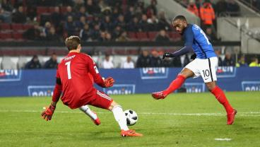 Anthony Martial Abuses Germany Defense, But Die Mannschaft Claws Back With Late Equalizer