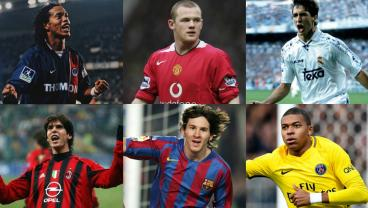 Can You Name The Only Three Teenagers To Have Scored Hat-Tricks In The Champions League?