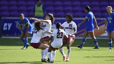 Stanford Won The Women's College Cup On An Absolutely Beautiful Goal