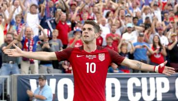 Christian Pulisic Named USMNT Male Player Of The Year, Obviously