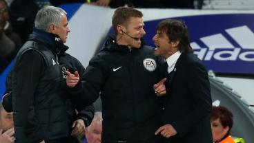 Mourinho-Conte Feud Reaches Remarkably Personal Levels With No End In Sight