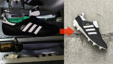 Iconic Copa Mundial Cleats Remade To Celebrate Adidas 70-Year Anniversary