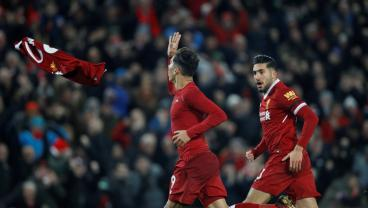 Liverpool-Manchester City Was Everything We'd Hoped For And More