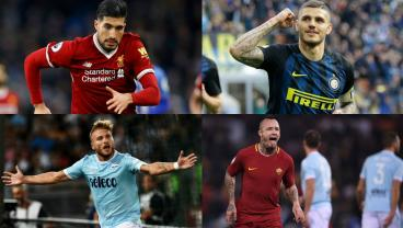 The Transfers That Could Swing The Serie A Title Race