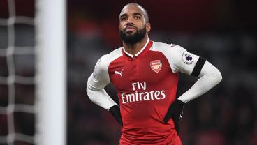 Lacazette Shows Why Arsenal Bought Aubameyang In Tottenham's 1-0 Win In North London Derby