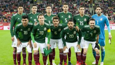 The Legendary Panini Company Predicts Mexico's World Cup Roster