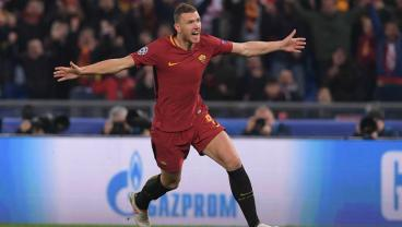 For The First Time In 10 Years, Roma Are Through To The Quarterfinals