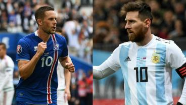 The Most Anticipated Match Of The 2018 World Cup? It's Argentina-Iceland