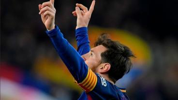 With His 31st Birthday Approaching, Lionel Messi Reveals How He's Adapting His Game