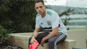 See The Newly-Released Mexico World Cup Away Kit