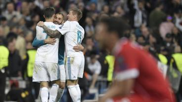Real Madrid Continues Historic Run Through Champions League In Gritty Zidane Fashion