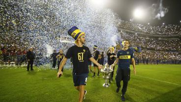 Boca Juniors Clinch Title At Away Match, Drive Home To Insane Celebrations At La Bombonera