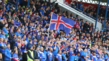 'Iceland Beats Argentina 1-1'