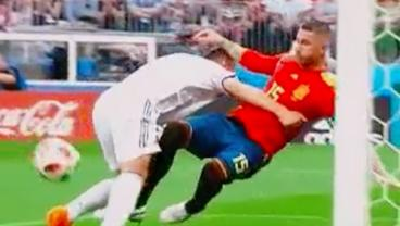 You Wrestle With Sergio Ramos, You Lose Everything